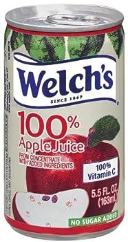 Welch's Sweet Apple Juice