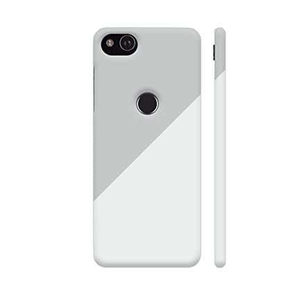 low priced 3e60d 2f701 Colorpur Dual Color in Grey Shades Printed Back Case: Amazon.in ...