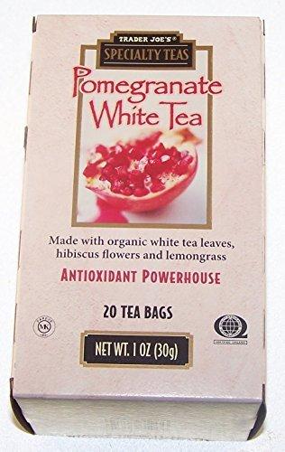 Pomegranate White Tea (2 Pack)