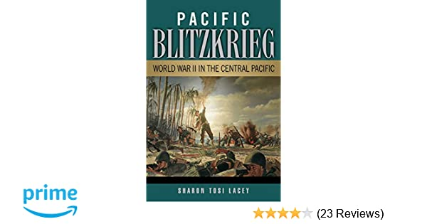 pacific blitzkrieg lacey sharon tosi