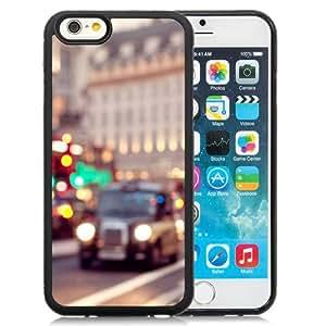 Blurry London Durable High Quality iPhone 6 4.7 Inch TPU Phone Case
