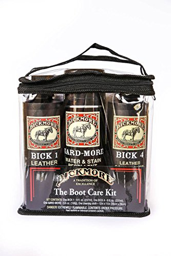 The Boot Care Kit (Bick 1 Leather Cleaner compare prices)