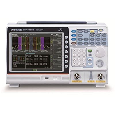 Instek GSP-9300B 9 kHz - 3 GHz Spectrum Analyzer with Built-in Preamp and Tracking Generator