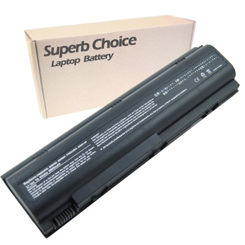 Superb Choice 12-Cell Battery Compatible with Presario M2406EA