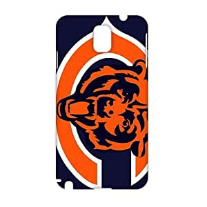 SHOWER 2015 New Arrival chicago bears 3D Phone Case for Samsung NOTE 3 Kimberly Kurzendoerfer