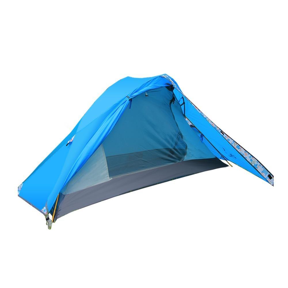 MIAO Outdoor Ultra-Light Portable winddichte und regensichere Campingzelte
