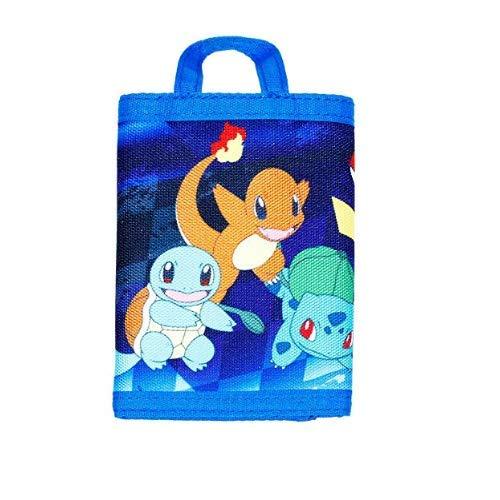 Pokemon Boys Tri-Fold Wallet -
