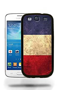 France National Vintage Flag Phone Case Cover Designs for Samsung Galaxy S3