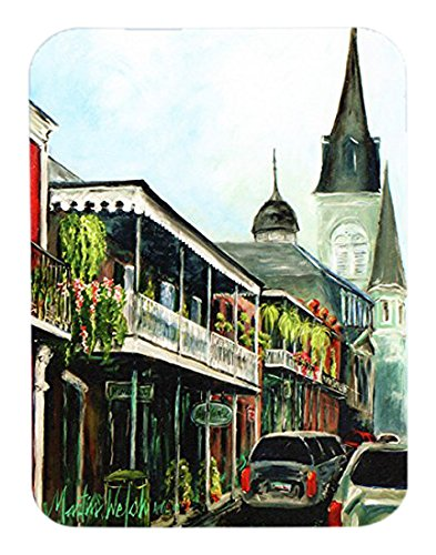 (Caroline's Treasures St Louis Cathedral Mouse Pad/Hot Pad/Trivet (MW1201MP))