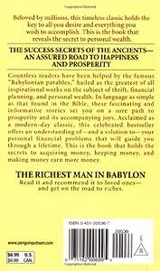 The Richest Man in Babylon from Signet