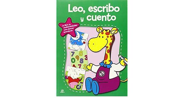 Leo, Escribo y Cuento: Ediciones Winbook: 9788466229135: Amazon.com: Books