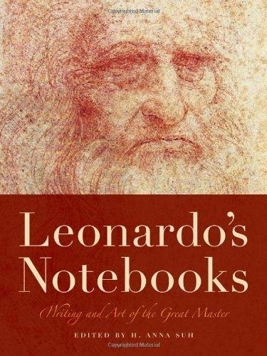 Leonardo's Notebooks: Writing and Art of the Great Master by da Vinci, Leonardo (2013) Paperback
