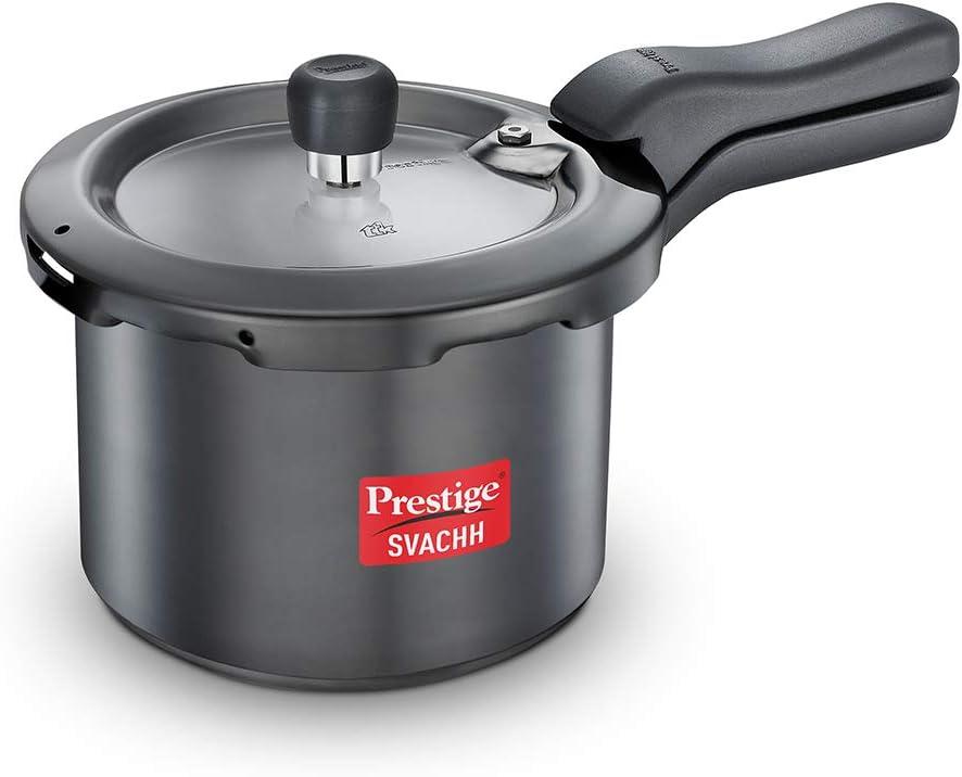 Prestige SVAHA3 PRESSURE COOKR, 3-LT, GRAY