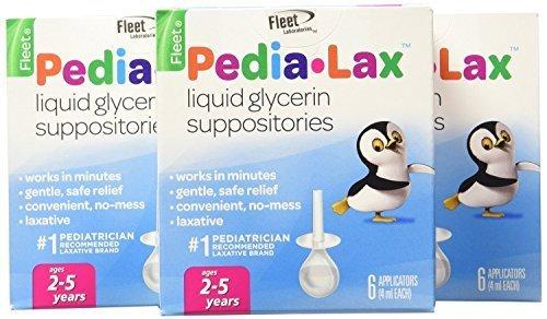 Fleet Children s Pedia-Lax Liquid Glycerin Su…