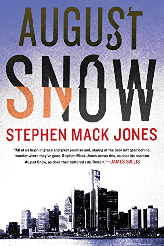 August Snow cover