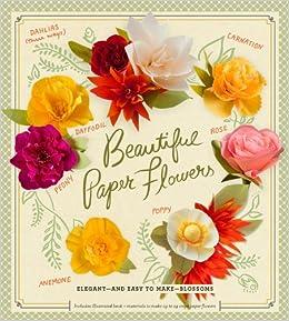 Beautiful paper flowers amazon laurie cinotto 9781454911463 beautiful paper flowers amazon laurie cinotto 9781454911463 books mightylinksfo
