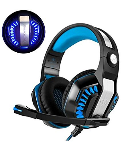 37 opinioni per Cuffie Gaming, Beexcellent Cuffie PS4 Xbox One con Microfono Noise Cancelling
