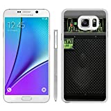 Case for Samsung Galaxy Note 5,Trace Elliot Bass Amplification Acoustic Music Speak Samsung Galaxy Note 5 - White TPU Case