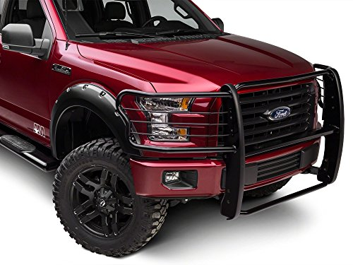 Barricade Brush Guard - Black - for Ford F-150 (Excluding Raptor) 2015-2019