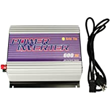 iMeshbean® 600W 600 Watt Grid Tie Inverter MPPT Accept 10.8v-30 V DC/120v AC , Solar Power Pure Sine Wave USA Seller