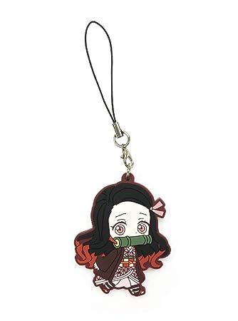 demon slayer kimetsu no yaiba Keychain PICK ONE AUTHENTIC FROM JAPAN