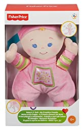 Fisher-Price Brilliant Basics Baby\'s First Doll