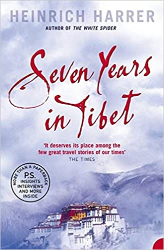 A review of the seven years in tibet by heinrich harrer