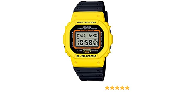 04ee3c5c2 Amazon.com: CASIO G-SHOCK THROW BACK 1983 DW-5600TB-1JF MENS JAPAN IMPORT:  Watches