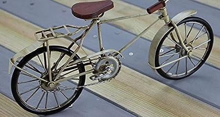 New One Day YYY-Bicicleta Vintage Arte de Mano de Hierro de Estilo ...