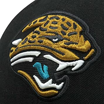 New Era Jacksonville Jaguars 59Fifty Fitted Hat Official NFL Flat Bill Cap 5950