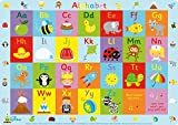 : Little Wigwam Alphabet Placemat