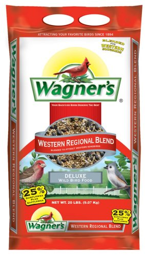 Wagner's 62008 Western Regional Blend, 20-Pound Bag (Homes Sale In Houston Area Patio For)
