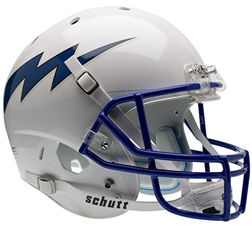 Novelty Helmet Shop (Air Force Falcons Officially Licensed Full Size XP Replica Football)