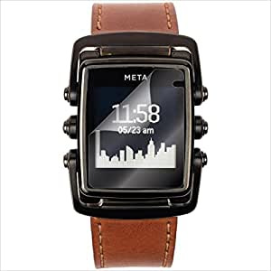 (2-Pack) StealthShields Screen Protector for Meta M1 Smartwatch (Ultra Clear)