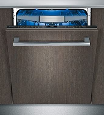 Hochwertig Siemens SN678X26TE IQ700 Home Connect Geschirrspüler Teilintegriert / A+++  / 211 KWh / 13 MGD /