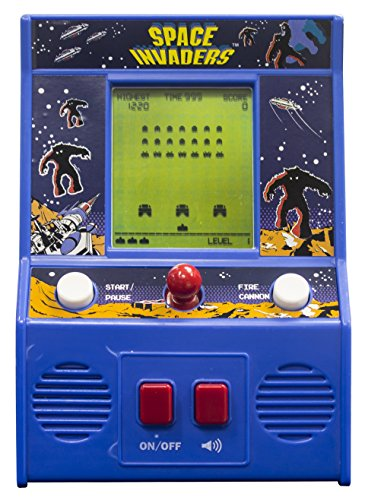 Arcade Classics - Space Invaders Retro Mini Arcade (Space Invaders)