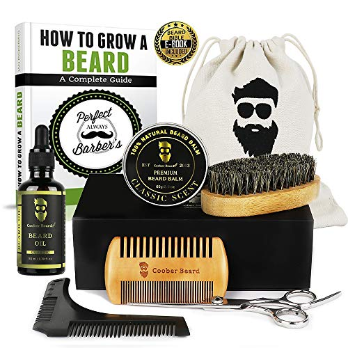 Beard Care Kit Men Unscented product image