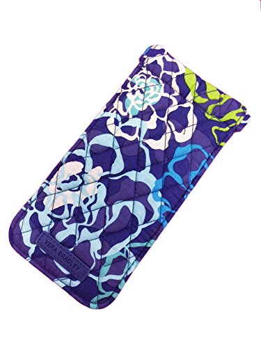 Vera Bradley Sunglass Sleeve in Katalina Blues