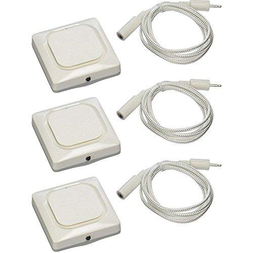 Honeywell Lyric Wifi Water Leak Detector 3 Pack (RCHW3610WF1001N)
