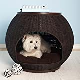 Refined Kind Igloo Pet Bed Deluxe