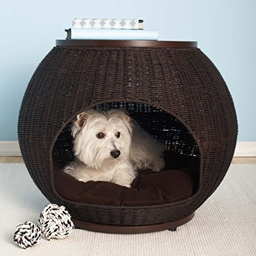 The Refined Canine Igloo Deluxe Pet Bed