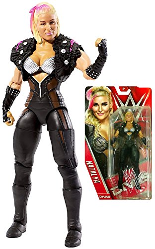 Natalya WWE Diva Wrestling Action Figure 6