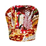 Two Lumps of Sugar Junk Food Chef Hat