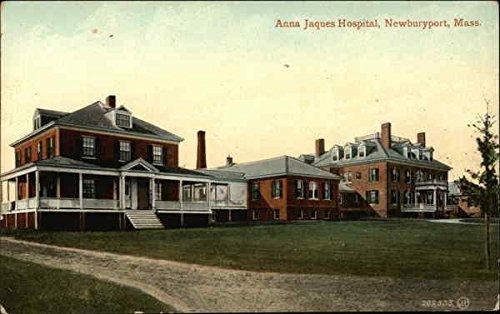 anna-jaques-hospital-newburyport-massachusetts-original-vintage-postcard