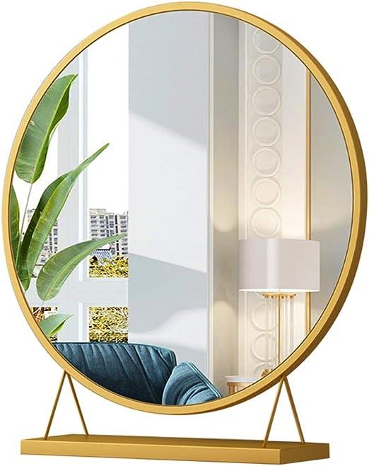 Espejo de maquillaje Espejo de mesa Hollywood Vanity para tocador ...