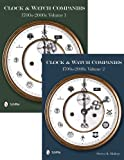 Clock and Watch Companies 1700s-2000s, Steven R. Mallory, 0764337424