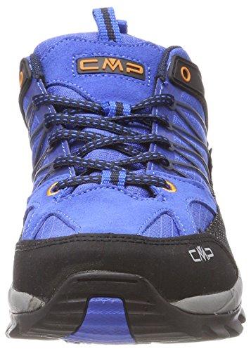 Basses Chaussures De antracite Campagnolo Cmp zaffiro Bleu Homme Randonnée Rigel EtOwExX