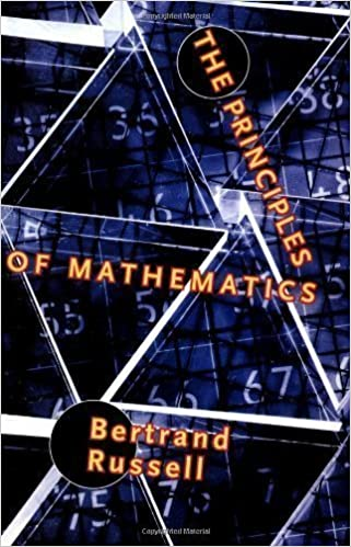 Book The Principles of Mathematics (Reissue) by Russell [30 April 1996]
