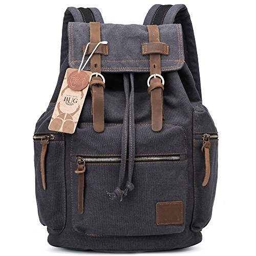 bug-vintage-canvas-fabric-cotton-leather-backpack-bookbag-black