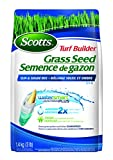 Scotts 12550 Turf Builder Grass Seed Sun & Shade Mix 3-1-0 1.4Kg